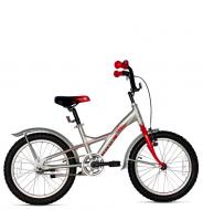 Детский велосипед Shulz Bubble City (серебристый)