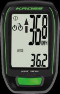 Велокомпьютер Kross KRC 309 9ф black
