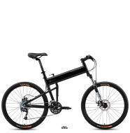 Велосипед складной Montague Paratrooper Pro Black (2015)
