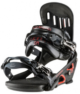 Крепление для сноуборда Flux DM Black 14-15