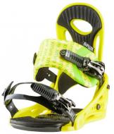 Крепление для сноуборда Flux PR Yellow 14-15