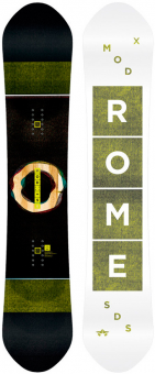 Сноуборд Rome Mod (2015) 156