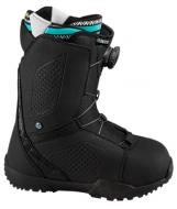 Ботинки для сноуборда Flow Hyku Coiler Blk (2016)