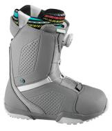 Ботинки для сноуборда Flow Hyku Coiler Gry/Wht (2016)