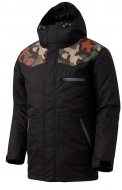 Куртка Romp 180 Switch Classic Jacket Black/Camo