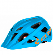 Шлем Cube Helm AM Race Blue´n´orange
