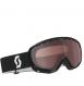 Маска Scott Dana Goggle black/silver chrome 1