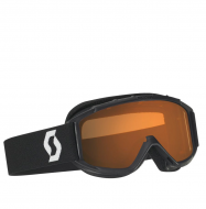 Маска Scott Jr.Hookup Sgl Goggle black/amplifier