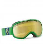 Маска Scott Off-Grid lime green/light sensitive