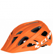 Шлем Cube Helm AM Race orange´n´white