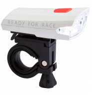 Фонарь передний Cube RFR USB-Licht Race White LED matt white