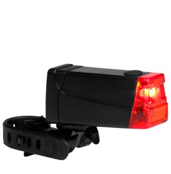 Фонарь задний Cube RFR Rear Light Tour black