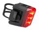 Комплект фонарей Cube Beleuchtungsset PRO 18 black´n´black 6