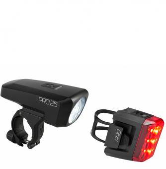 Комплект фонарей Cube Lighting Set PRO 25