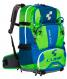 Рюкзак Cube Backpack AMS 30+5 blue´n´green 1