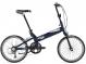 Велосипед складной Giant Halfway blue (2016) 1
