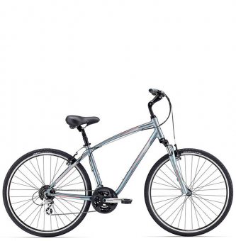 Велосипед Giant Cypress DX dark grey (2016)