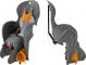 Велокресло детское Wallaroo gray 1