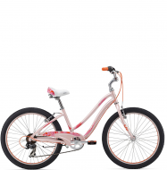 Подростковый велосипед Giant Gloss 24 pink (2016)
