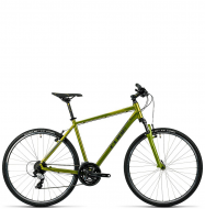 Велосипед Cube Curve (2016) green