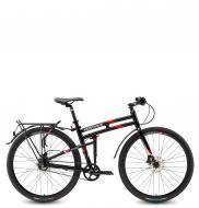 Велосипед складной Montague Allston black/red (2016)