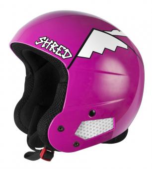 Shred Brain Bucket WhyWeShred pink