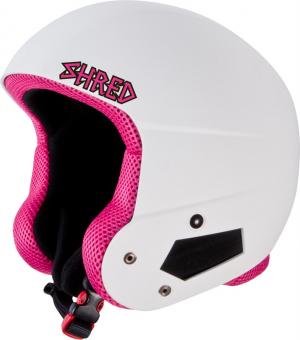 Shred Brain Bucket Whitey Pink (2016)