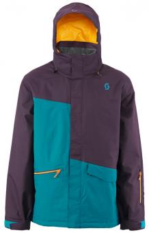 Куртка Scott Avett dark greypurple