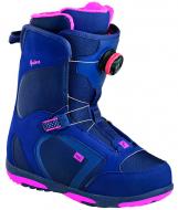 Ботинки для сноуборда Head Galore Pro Boa blue (2017)