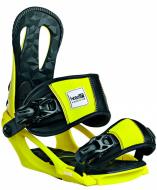 Крепление для сноуборда Head NX One yellow (жёлтые) (2016)