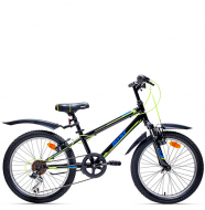 Детский велосипед Aist Pirate 2.0