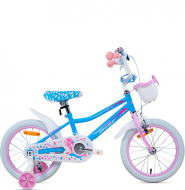 Детский велосипед Aist Wiki 16 blue