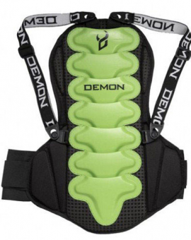 Защита спины Demon Flexforce Pro Spine Guard (2017)