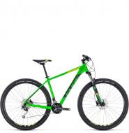 Велосипед Cube Analog 27,5 (2018) flashgreen´n´grey