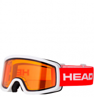 Маска Head Stream orange/white/red (2017)
