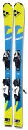 Горные лыжи Fischer Ranger Kid + крепления FJ4 (2017)