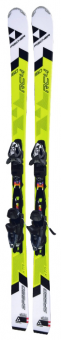 Горные лыжи Fischer XTR RC4 Speed + SX 10 (2017)