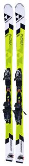 Горные лыжи Fischer XTR RC4 Speed + Powerrail 10 (2017)