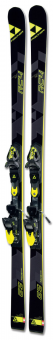 Горные лыжи Fischer RC4 WC GS Jr. C.B. + Fischer Z13 F/F (2017)