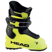 Горнолыжные ботинки Head Z1 yellow/black (2018)