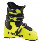 Горнолыжные ботинки Head Z2 black/yellow (2017)