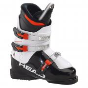 Горнолыжные ботинки Head Edge J 3 black/white/red (2017)