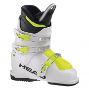 Горнолыжные ботинки Head Edge J 3 white/yellow (2017)