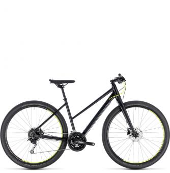 Велосипед Cube Hyde Trapeze (2018)