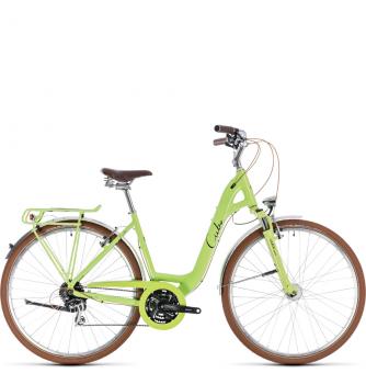Велосипед Cube Elly Ride (2018) green´n´black