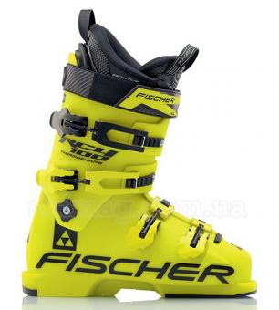 Ботинки горнолыжные Fischer RC4 100 Thermoshape (2017)