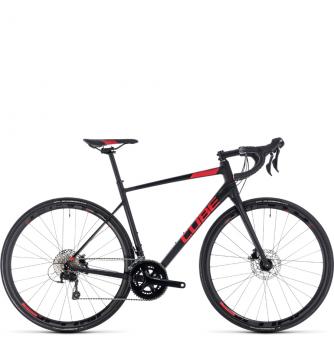 Велосипед Cube Attain SL Disc (2018)