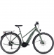 Электровелосипед Cube Touring Hybrid One 400 Trapeze (2018) frostgreen´n´silver 1
