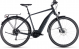 Электровелосипед Cube Touring Hybrid One 500 (2018) iridium´n´black 1