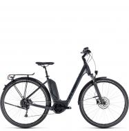 Электровелосипед Cube Touring Hybrid One 500 Easy Entry (2018) iridium´n´black